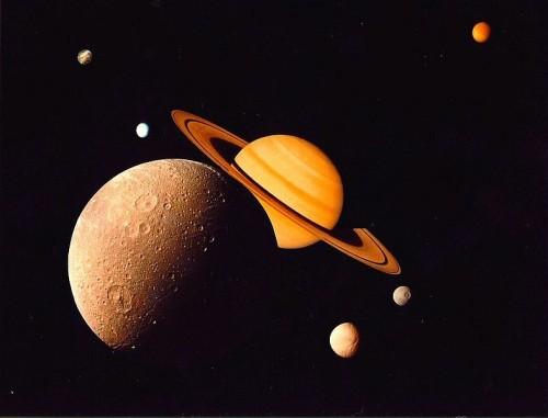 Images Saturne