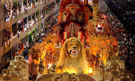 Brésil – Le carnaval de Rio