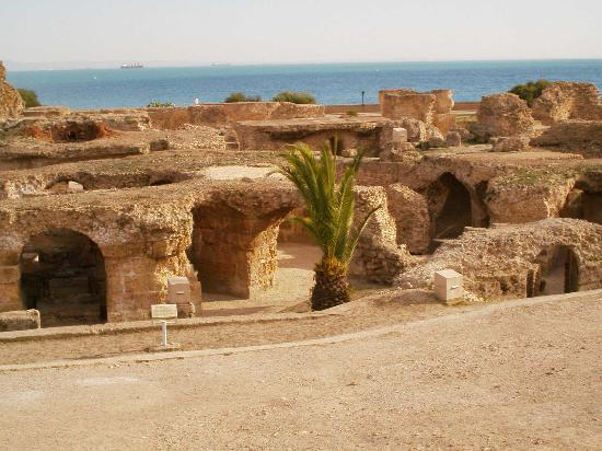 Tunisie – Les vestiges de Carthage