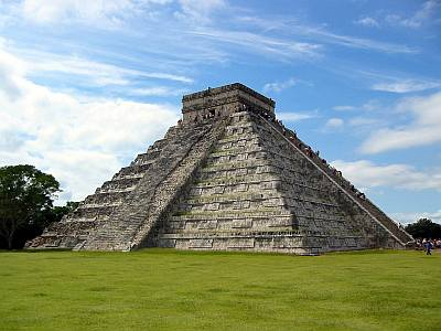 Mexique – Visite de Chichén Itza