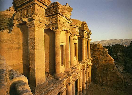 Jordanie – Visite de l'ancienne cité Pétra