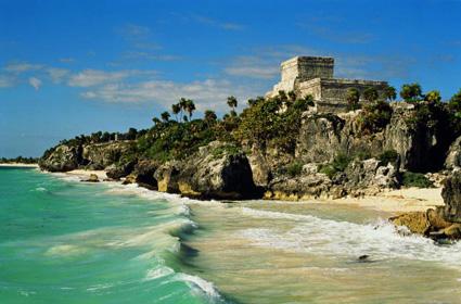 Mexique – Tulum entre plages et histoire