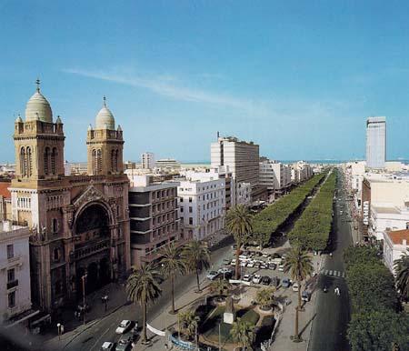 Tunisie – Un week-end à Tunis