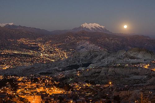 Bolivie – Découverte de La Paz