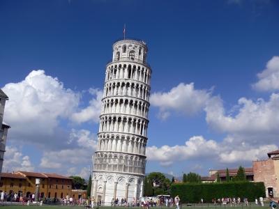 Italie – Pise et sa tour penchee