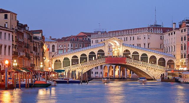 A la decouverte des merveilles de Venise.