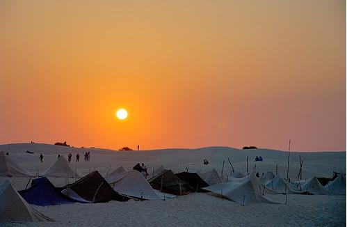 Mali – Festival dans le désert !