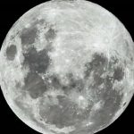 Une pleine lune de neige, la plus grande super lune de 2019, se produira ce mois-ci