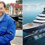 Un milliardaire Norvégien se lance l'objectif de ramasser 5 tonnes de plastique par jour dans les océans