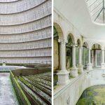 Ce photographe français a trouvé des lieux où la nature a envahi ce qui a été abandonné par les humains (19 photos)
