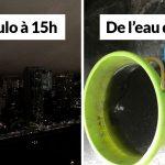 Des gens partagent des photos apocalyptiques de Sao Paulo qui a été plongée dans la noirceur pendant la journée à cause des feux de forêt en Amazonie